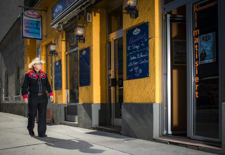 Das Café Nadine. Foto: Christopher Mavrič
